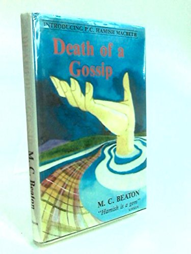 9780312186371: Death of a Gossip (Hamish Macbeth Mysteries, No. 1)
