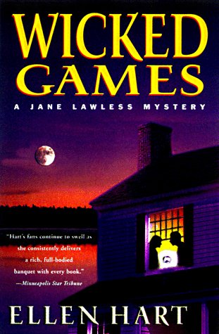 Wicked Games (Jane Lawless Mysteries): Hart, Ellen