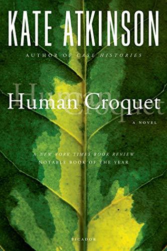 9780312186883: Human Croquet: A Novel