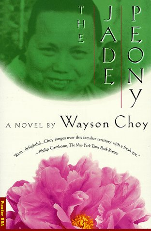 9780312186920: The Jade Peony: A Novel
