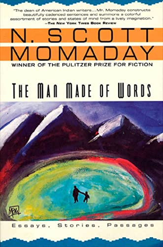 9780312187422: The Man Made of Words: Essays, Stories, Passages
