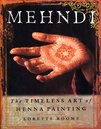 9780312187439: Mehndi: The Timeless Art of Henna Painting