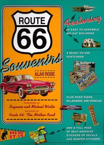 9780312187552: Route 66 Souvenirs