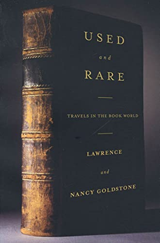 9780312187682: Used and Rare: Travels in the Book World