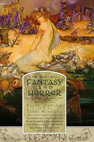 9780312187781: The Year's Best Fantasy and Horror: Eleventh Annual Collection (Year's Best Fantasy & Horror) (Vol 11)