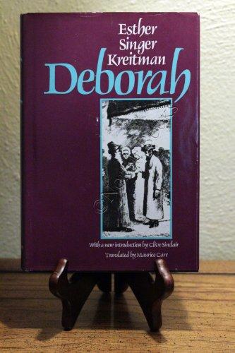 9780312188931: Deborah: Esther Singer Kreitman