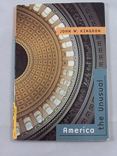 9780312189716: America the Unusual
