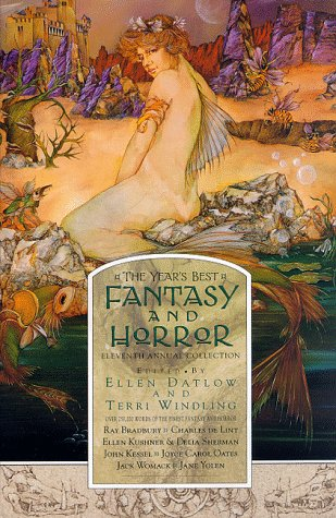 9780312190347: The Year's Best Fantasy and Horror (11th Annual Collection) (Paper)