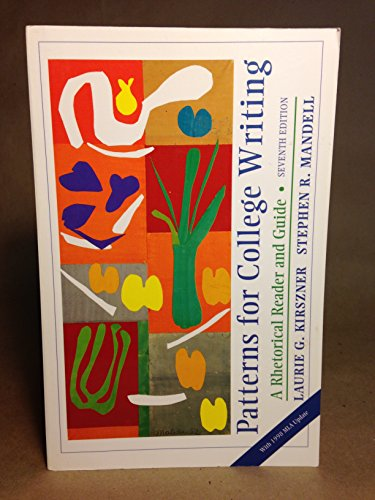 9780312190439: Patterns for College Writing