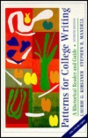 9780312190446: Patterns for College Writing: A Rhetorical Reader and Guide