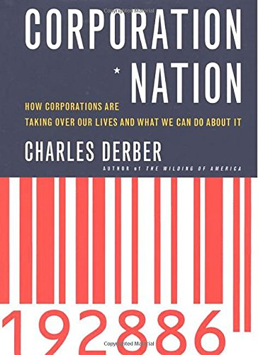 9780312192884: Corporation Nation: How Corporations Are Taking over Our Lives and What We Can Do About It