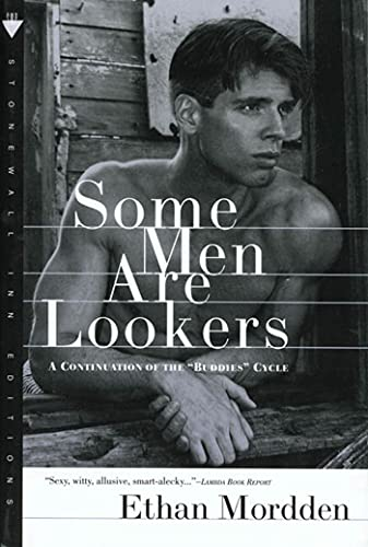 """9780312193362: Some Men Are Lookers: A Continuation of the """"Buddies"""" Cycle"""