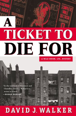 9780312193454: A Ticket to Die for (Wild Onion Ltd. Mysteries)