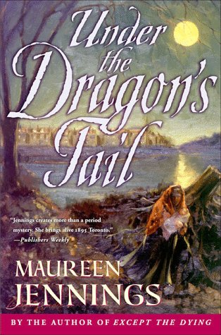 UNDER THE DRAGON'S TAIL ***SIGNED COPY***