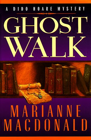 Ghost Walk * * * * *SIGNED* * * * *: Marianne Macdonald