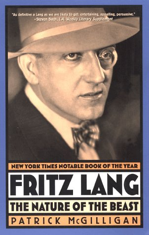 9780312194543: Fritz Lang: The Nature of the Beast