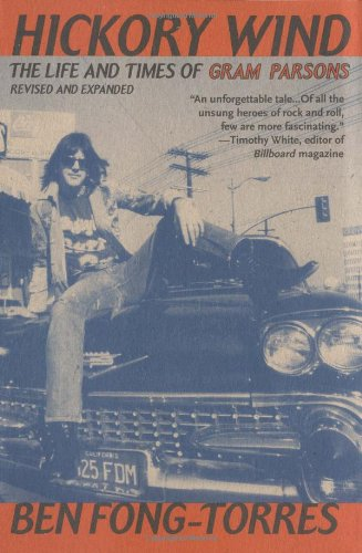 9780312194642: Hickory Wind: The Life and Times of Graham Parsons: The Life and Times of Gram Parsons