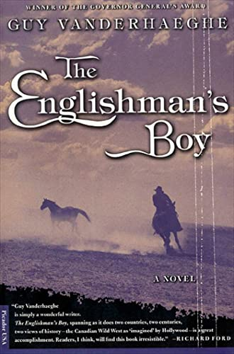 9780312195441: The Englishman's Boy: A Novel