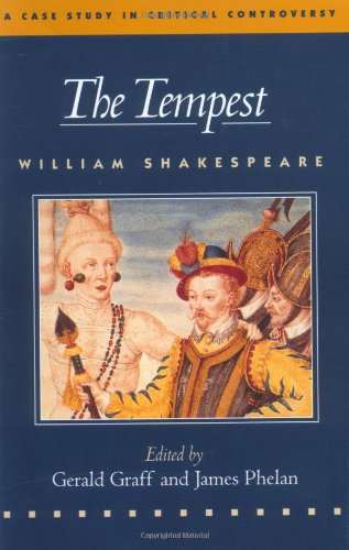 9780312197667: The Tempest (Case Studies in Critical Controversy)