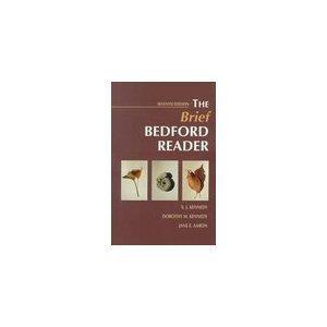9780312197711: The Brief Bedford Reader
