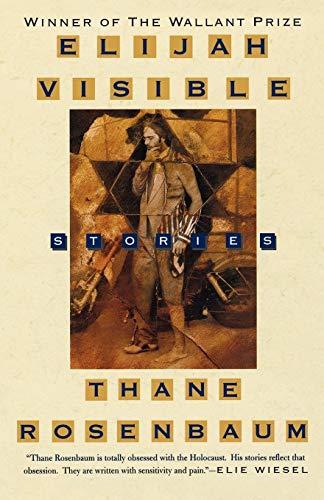 9780312198657: Elijah Visible: Stories