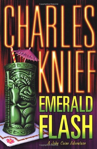9780312198664: Emerald Flash (John Caine Mysteries)
