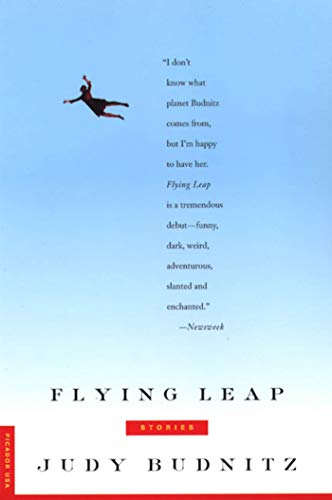 Flying Leap: Stories: Budnitz, Judy