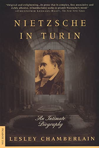 9780312199388: Nietzsche in Turin: An Intimate Biography