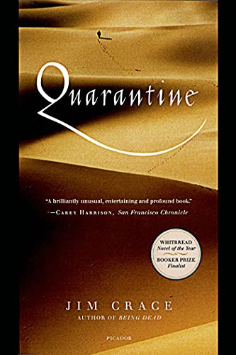 9780312199517: Quarantine: A Novel