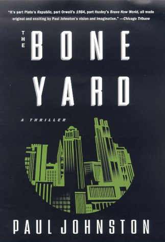 9780312202804: The Bone Yard (Quintilian Dalrymple.)