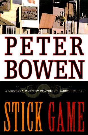 9780312202972: The Stick Game (Montana Mysteries)
