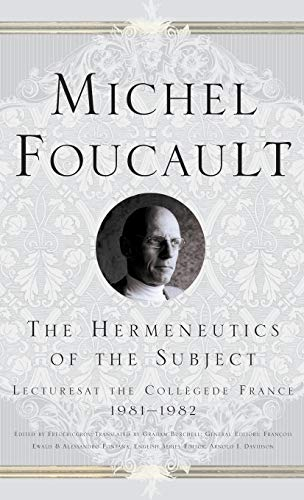 9780312203269: The Hermeneutics of the Subject: Lectures at the College de France 1981-82