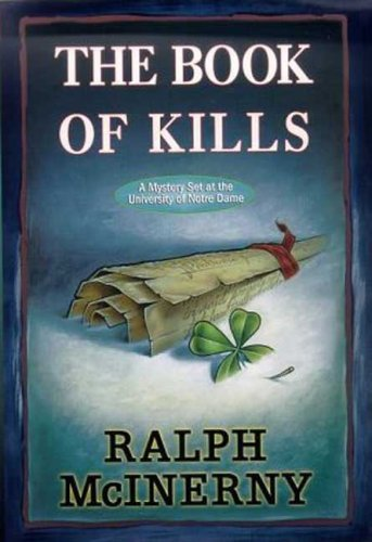 THE BOOK OF KILLS a Mystery at: MCINERNY, RALPH