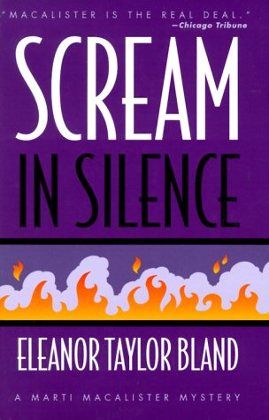 9780312203788: Scream in Silence (Marti MacAlister Mysteries)
