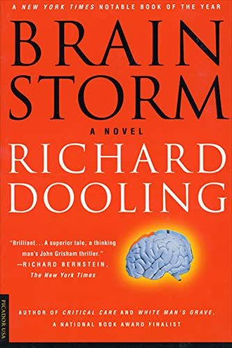 Brain Storm: A Novel: Dooling, Richard