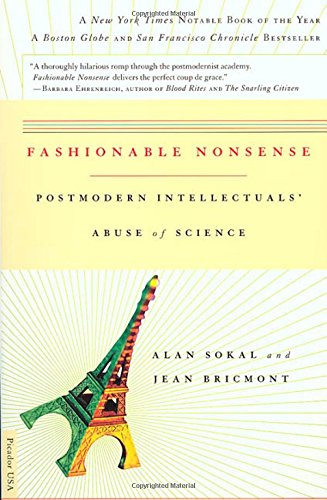 9780312204075: Fashionable Nonsense: Postmodern Intellectuals' Abuse of Science