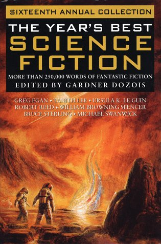 9780312204457: The Year's Best Science Fiction : Sixteenth Annual Collection
