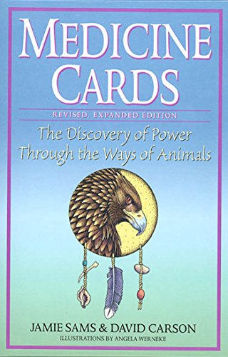 9780312204914: Medicine Cards: The Discovery of Power Through the Ways of Animals [With Cards]