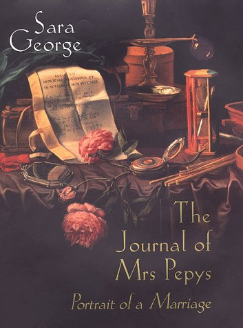 9780312205546: The Journal of Mrs. Pepys: Portrait of a Marriage