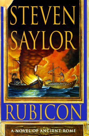 Rubicon (Signed First Edition): Steven Saylor