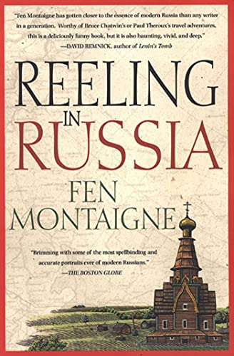 9780312208097: Reeling In Russia: An American Angler In Russia