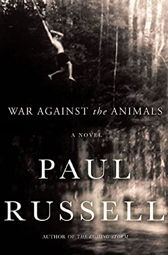 9780312209353: War Against the Animals: A Novel