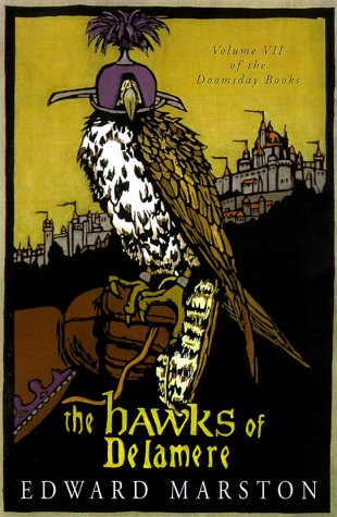 THE HAWKS OF DELAMERE: Marston, Edward