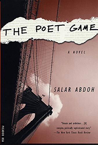 9780312209681: The Poet Game: A Novel