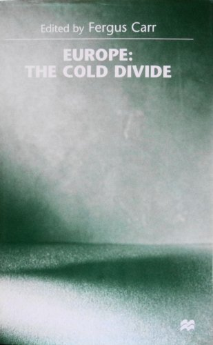 Europe The Cold Divide