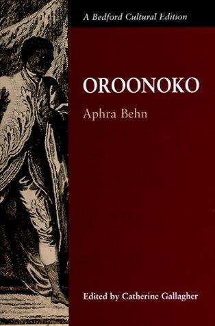 9780312210656: Oroonoko (Bedford Cultural Edition)