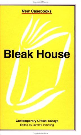 9780312211202: Bleak House: Charles Dickens (New Casebooks)