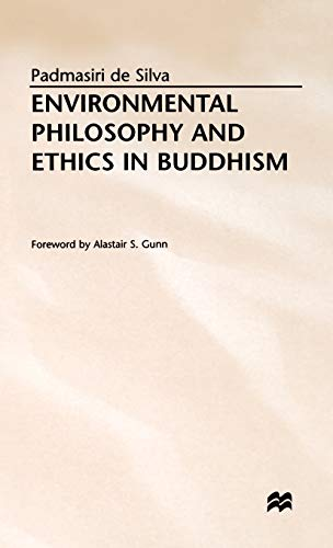 9780312213169: Environmental Philosophy and Ethics in Buddhism