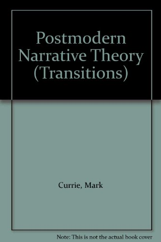 9780312213909: Postmodern Narrative Theory (Transitions (St. Martin's Press).)