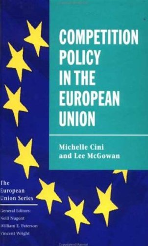 9780312215057: Competition Policy in the European Union